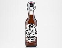 Ciné bière - Beer design