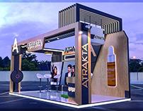 ATRAKTA booth