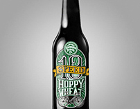 10-Speed Hoppy Wheat Beer