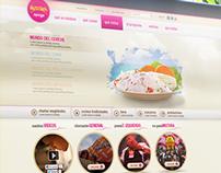 Mistura 2013 - Web Design