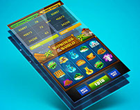 Mobile Slot Machine Game