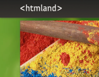 Htmland.com Website 2011