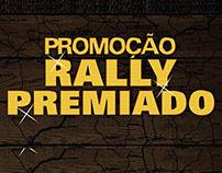 Promoção Rally premiado