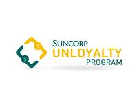 Suncorp Unloyalty Program