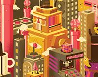 PICNIC - Ilustracional 2013 Cover