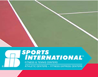 Sports International: Promo Campaign