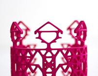 Шевица [ she'vitza ] c #2: 3D printed jewellery