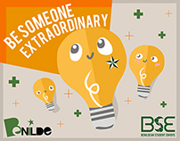 Benildean Student Envoy Recruitment Poster