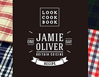 Jamie Oliver look cook book