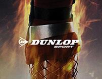 Dunlop | Superheroes Print Ads Campaign