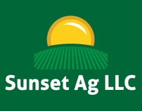 Sunset Ag Branding