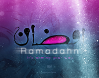 The holy month of Ramadahn (updated)
