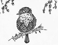Sketchbook  |  Fineliner Mish Mash