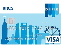 Competition: BBVA Blue Youth Credit Card
