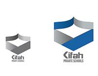 Kifah School Logo