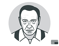 Frank Underwood Icon Design