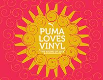 Puma Loves Vinyl [Sound of 2014]