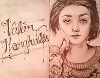 Arya Stark/Valar Morghulis