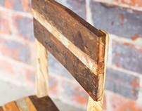 Zimmerliebe - Esstisch Stuhl