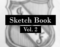 Sketch Book Vol. 2