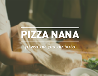 Website - Pizza Nana