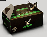 Adler Package design