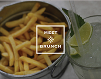 Meet 4 Brunch | Branding