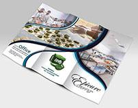 Epicure Eating Restaurant-Brochure Design