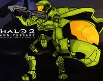 Master Chief - Halo 2 Anniversary