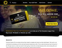 Loyalty Scheme Web UI/UX