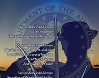 USAF Plaque