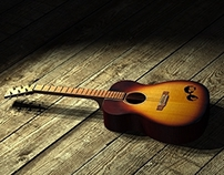 Guitar Render