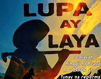 LUPA ay LAYA