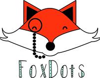 FoxDots Logo