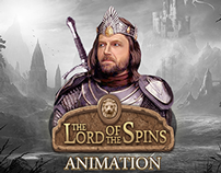 Lord of the spin animation