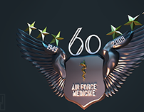 AFMS 60th Anniversary Concept