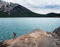 La course au cheval blanc - Canada 2014