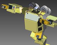 Transformer Gen 1 Action Figure