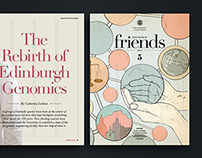 Edinburgh Friends The University of Edinburgh Magazine