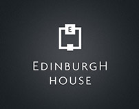 Edinburgh House Identity and Website