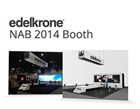edelkrone NAB 2014 Booth