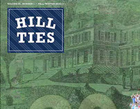 Hill Ties V91n1 Alumni Publication