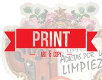 Art & Copy | Print