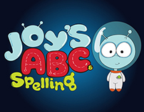 Joy's ABC and Spelling - iOS Book