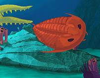 My Cambrian Aquarium