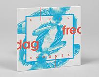 «Fredag» by Eirik Sognnes (Cover Artwork)
