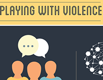 Playing With Violence: An Infographic