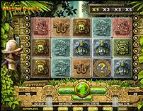 K'atun: Mayan Quest - 3D virtual casino slots game