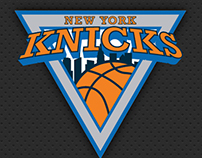 New York Knicks Rebranding
