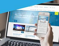 tibbr Website